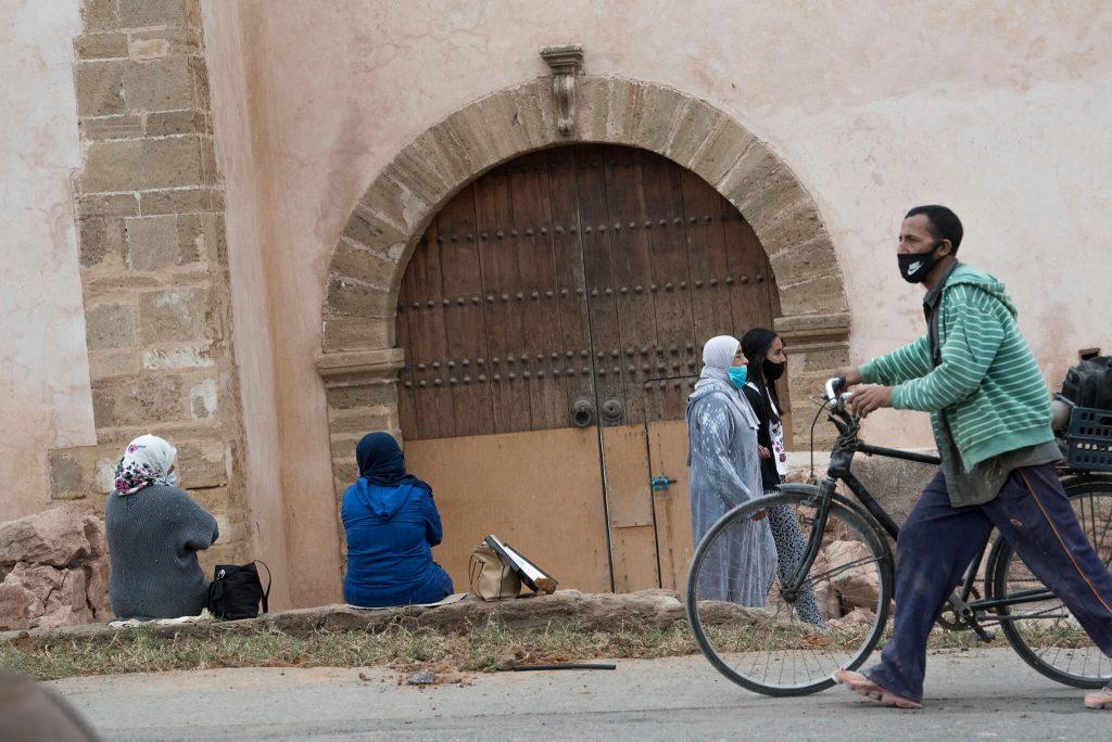 """Entre os países do estudo que haviam """"achatado"""" a curva de mortalidade de covid-19, o Marrocos tem o caso mais preocupante: foram 12,7 vezes mais mortes na segunda onda em relação à primeira. Na foto, a cidade de Rabat. Foto: Lisa Ferdinando/DoD/Fotos Públicas"""
